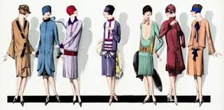 1920s fashion dresses