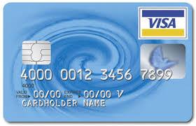 credit card visa numbers
