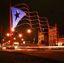 puerto rican flag pictures
