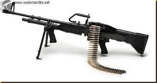 belt fed machine guns