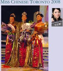 chinese pageant