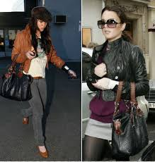 lindsay lohan handbag