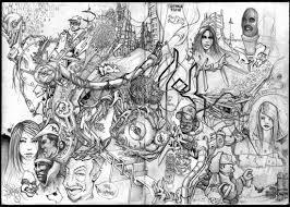 graffiti art sketches