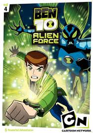 ben 10 alien force volume 4