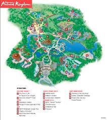 animal kingdom maps