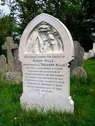 marble gravestones