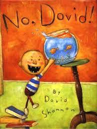 no david books