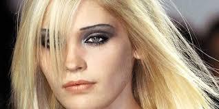 eyeshadow for grey eyes
