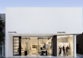 chanel retail