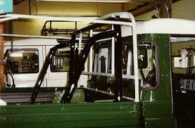 land rover roll bars