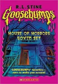 goosebumps books list
