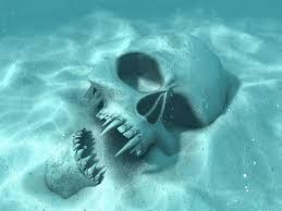 skull animated
