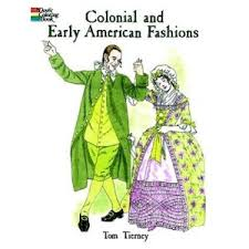 early american fashion