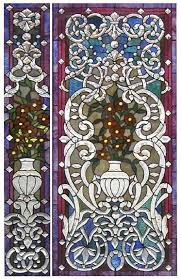 beveled stain glass