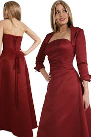 corset bridesmaid dresses