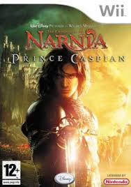 chronicles of narnia prince caspian wii