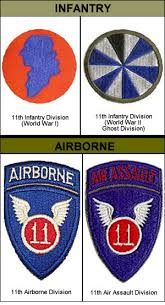 11th infantry division