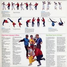 break dance moves