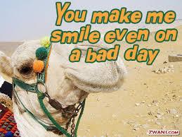 make a smile