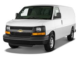 chevrolet work van