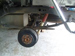 nissan frontier suspension