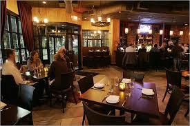 upscale restaurant