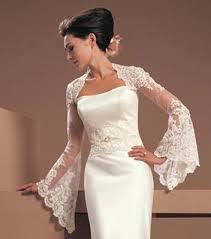 bridal dress jacket