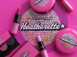heatherette makeup