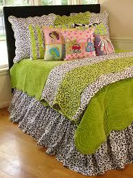 leopard quilt