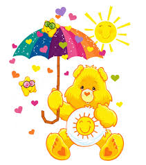 care bears funshine