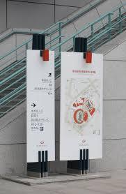 standing signage