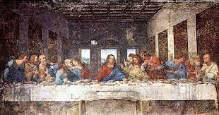 da vincis the last supper