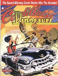 لعبة الاكشن والمغامرة والقتال Cadillacs and Dinosaurs Cadillacs-and-dinosaurs-1992