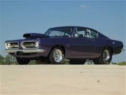 barracuda 1968