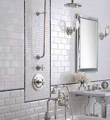 bathroom tile wall