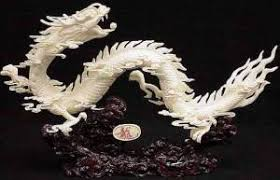 dragon carvings
