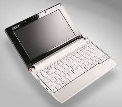 acer aspire one a110 white