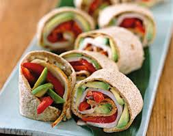 pictures of wraps