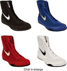 nike boxing trainers