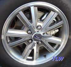 mustang alloy wheels