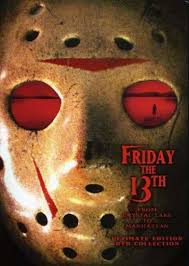 friday the 13th dvd box