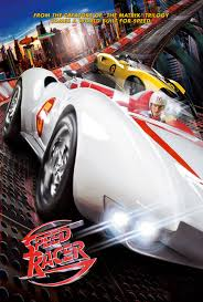 speed racer movie posters