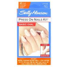 press on nail