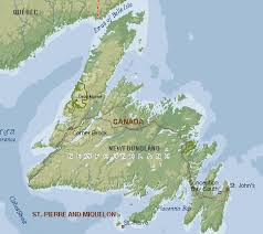 nfld map