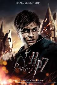 harry potter 7 video