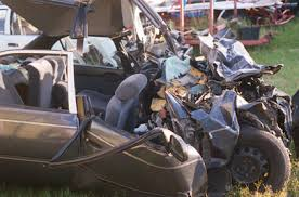 car crash death