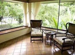enclosed patios