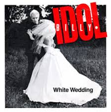 billy idol white wedding album
