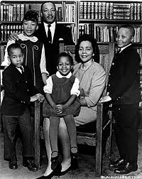 martin luther king jr family tree