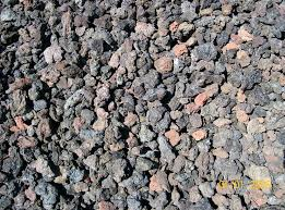 landscape lava rocks